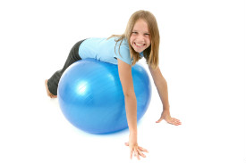 Physical therapy for kids
